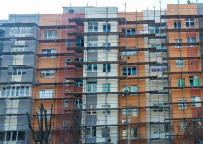 Блок 63, 64 и 65 в гр. Благоевград, изпълняван по НПЕЕМЖС